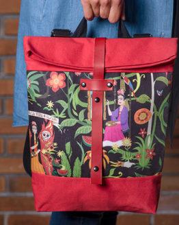 mochilas de lona